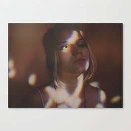 Exhale Light Canvas Print
