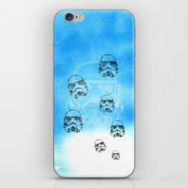 Stormtrooper Dreams iPhone Skin