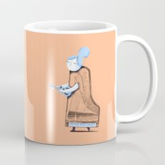 Lady in G Major Mug
