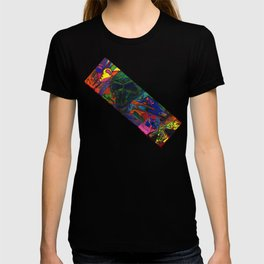 Explosion of the Mind  T-shirt