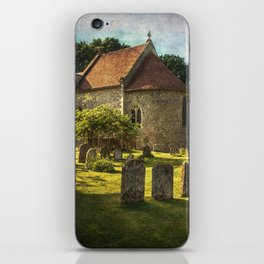 St Peter and St Paul Checkendon iPhone Skin