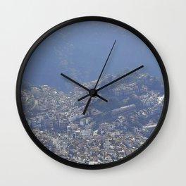 Mexico, Tepostlan Wall Clock