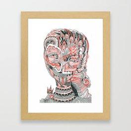 Happisery Framed Art Print
