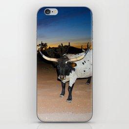 Bulls Night Out iPhone Skin