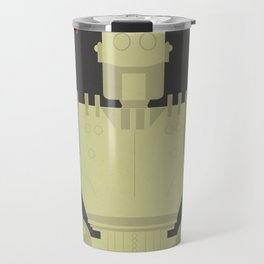 The Iron Giant, classic cartoon, minimal movie poster Travel Mug