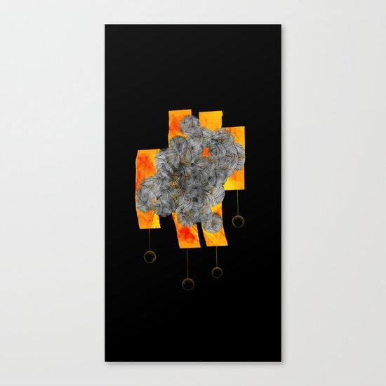 Original mix Canvas Print