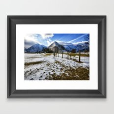 Hartsop Dodd Framed Art Print
