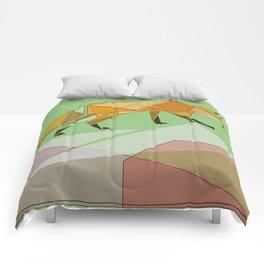 Silent Observer Comforters