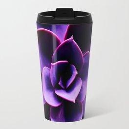 Ultraviolet Succulent Plant #decor #society6 #homedecor Travel Mug