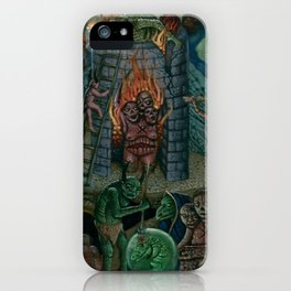 End Times iPhone Case