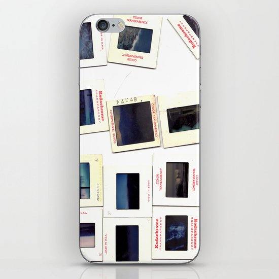 Kodachrome iPhone & iPod Skin