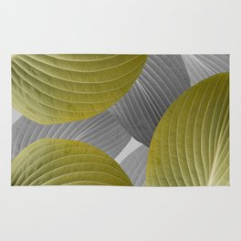 Beautiful Large Leaves #decor #society6 #buyart Rug