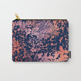 blanket of foliage in warm tones Carry-All Pouch