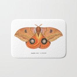 Randa's Eyed Silkmoth (Automeris randa) Bath Mat