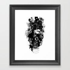 Surveillance  Framed Art Print