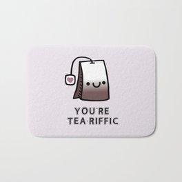 You're Tea-Riffic Bath Mat
