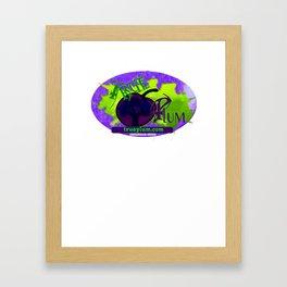 TruePlum.com Framed Art Print