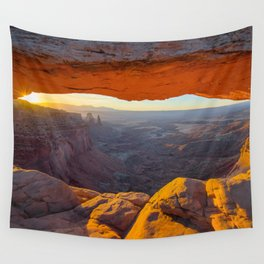 Mesa Arch Wall Tapestry