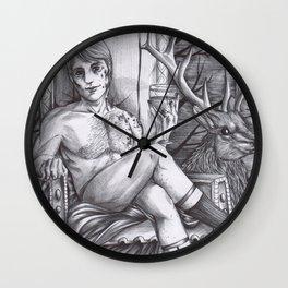 Hannibal - Animal Elegance Wall Clock