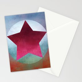 Star Composition VII Stationery Cards