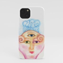 daemon of complicated times iPhone Case