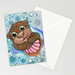 Otterly Adorbs Stationery Cards