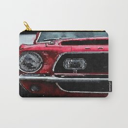 Fast Car Carry-All Pouch