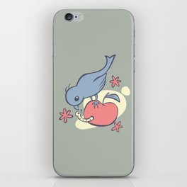Little Bird iPhone Skin