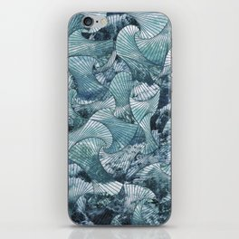 Call the Waves iPhone Skin