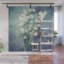 Lily Of The Valley II Wall Mural