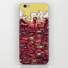 The Book Lover iPhone Skin