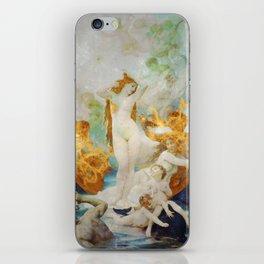 Birth of Venus iPhone Skin