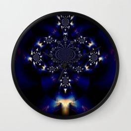 Violent Violet Wall Clock