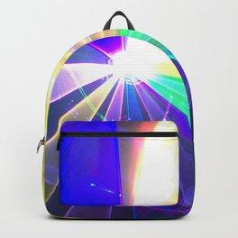 Coloured laser Backpack