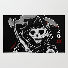 Sons Of Anarchy (Reaper) Rug