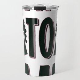 AMPED TO CAMP Travel Mug