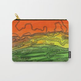 Whoa landscape Carry-All Pouch