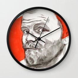 Pikey Wall Clock