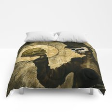 Shadow Man Comforters