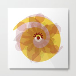 The Mother Vortex Metal Print