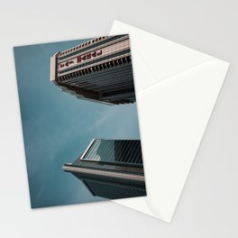 BEAUTIFUL MISFORTUNE Stationery Cards
