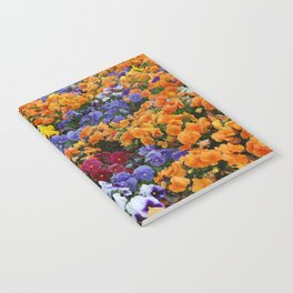 Pancy Flower 2 Notebook