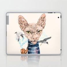 Sphynx Cat II Laptop & iPad Skin
