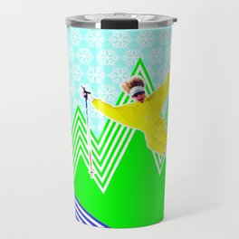 Shred the GNARski 03 Travel Mug