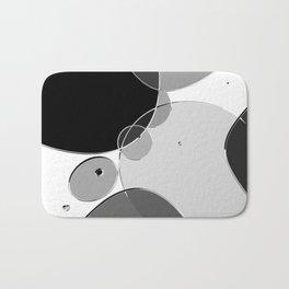 Circle Series - Chrome Bath Mat