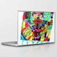 rug Laptop & iPad Skins featuring rug by liisa kruusmägi