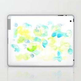 170722 Colour Loving 11  |Modern Watercolor Art | Abstract Watercolors Laptop & iPad Skin