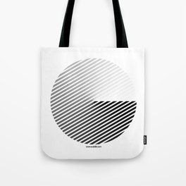 Stripes Can be in a Disc Tote Bag