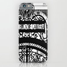 Paris Black Lace Gate - Polaroid Project iPhone 6s Slim Case