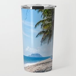Beach View Travel Mug